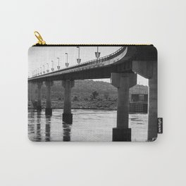 Under the Big Dam Bridge Carry-All Pouch