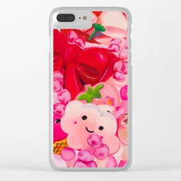 Thoughts on Being Agreeable Clear iPhone Case