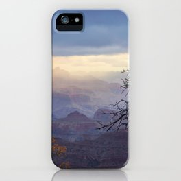 Breaking the Silence iPhone Case