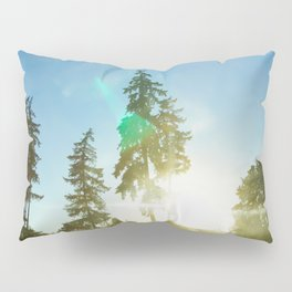 Northwestern Sunsets Pillow Sham