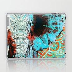 Indian Sketch Elephant Laptop & iPad Skin