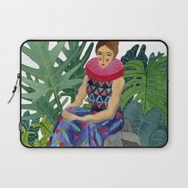 Queen of the greenhouse Laptop Sleeve