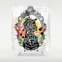 Anne Shirley - Tomorrow Shower Curtain