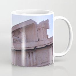 Parthenon Pediment Coffee Mug