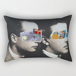 Super Disco Breakin` Rectangular Pillow