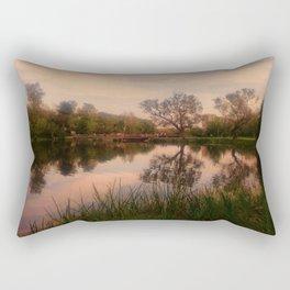 Embrace the Autumn Rectangular Pillow