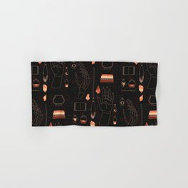 Fire Witch Starter Kit Hand & Bath Towel