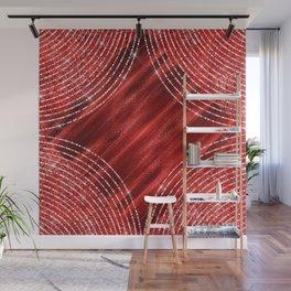 Festive, Elegant Design Wall Mural
