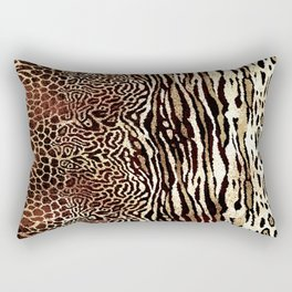 Skin Rectangular Pillow
