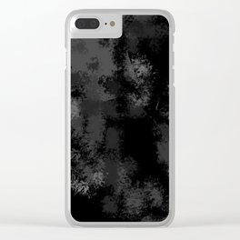 Sentient Clear iPhone Case