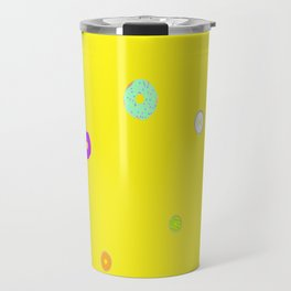 DONUT WORRY 3 (without text) Travel Mug