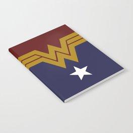 Wonder DC, Woman Notebook