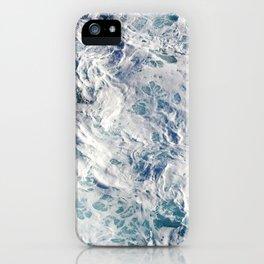 Seafoam Pacific iPhone Case