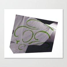 Alacran Love Canvas Print