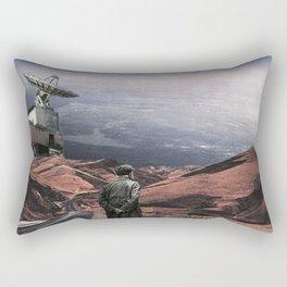 So far away from home ... Rectangular Pillow