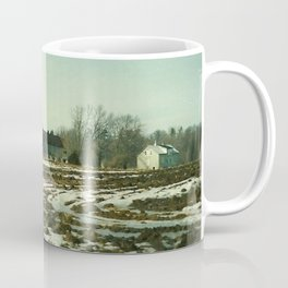 Winter on The Farm Coffee Mug