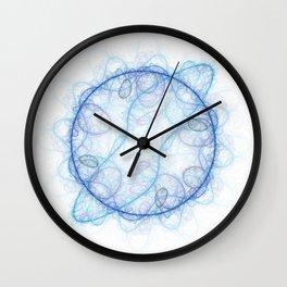 Fractal Cell Wall Clock