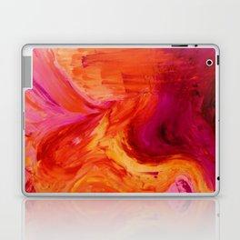 Abstract Hurricane II by Robert S. Lee Laptop & iPad Skin