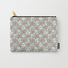 Pinky flowers Carry-All Pouch