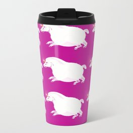Fat Unicorn Travel Mug