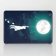 Burn the midnight oil  iPad Case