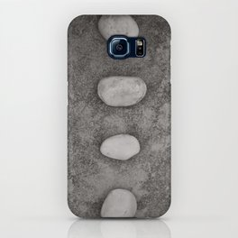 Lined up iPhone Case