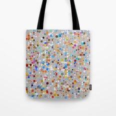 Splash dots Tote Bag