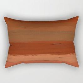 Autumn Sunset III Rectangular Pillow