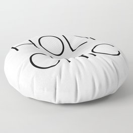 Holy Chic Floor Pillow