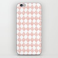 pixel iPhone & iPod Skins featuring Pixel by Tayler Willcox