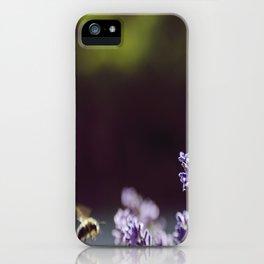 Lavande iPhone Case