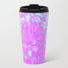 Fireweed Turquoise Travel Mug
