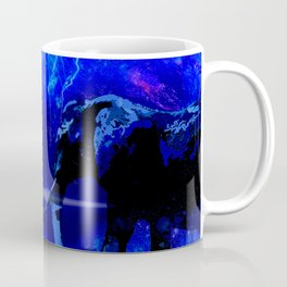 ELEPHANT LIGHTNING AND AFRICAN NIGHTS Coffee Mug