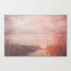Love at the Beach Canvas Print