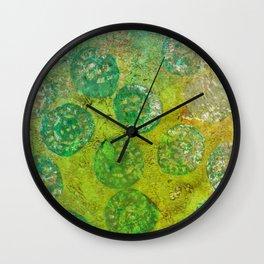 Abstract No. 310 Wall Clock