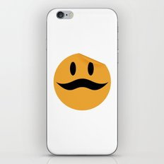 Moustache 11 iPhone & iPod Skin