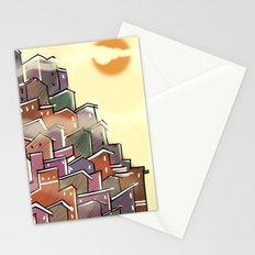 Urban Tetris#3 Stationery Cards