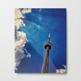 TorontoBeams Metal Print