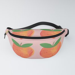 Four Pink Peaches Fanny Pack