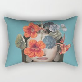 Hidden Beauty 3 Rectangular Pillow
