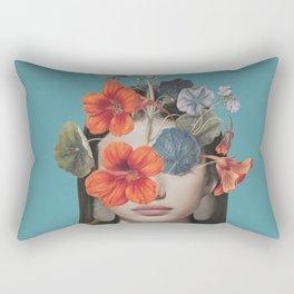 Hidden Beauty 3 Rectangular Pillow