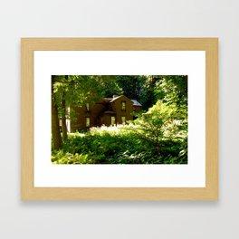 Orchard House Framed Art Print