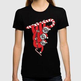Sloth Candy Cane T-shirt