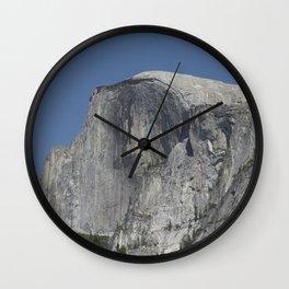 Half Dome Yosemite Wall Clock