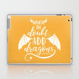 Add Dragons Laptop & iPad Skin