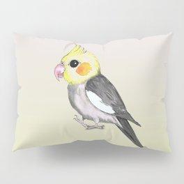 Very cute cockatiel Pillow Sham