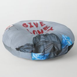 Give Love Away Floor Pillow