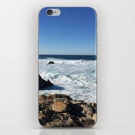 Tumultuous Ocean iPhone Skin