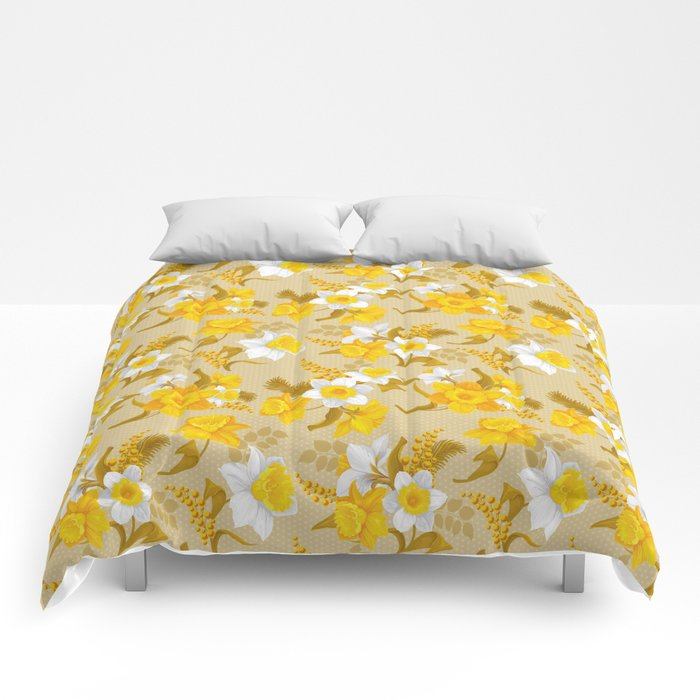 Spring in the air #15 Comforters