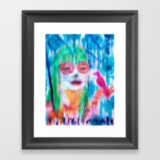 Need  a Shelter? Framed Art Print